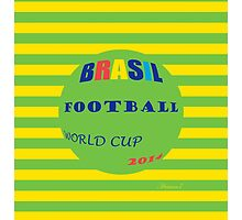 Brasil Football Worl Cup, 2014 by Heaven7