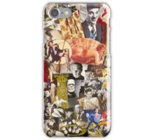 Marilyn Monroe, Charlie Chaplin, Mae West iPhone Case/Skin
