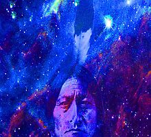 Sitting Bull-Cosmic Stars by Icarusismart