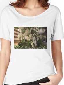 Exuberant Orchid Display Women's Relaxed Fit T-Shirt