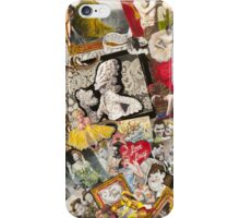 Marilyn Monroe, Vintage Hollywood iPhone Case/Skin