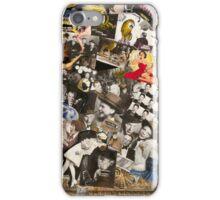 Frank Sinatra, King Kong, Marlene Ditrich iPhone Case/Skin