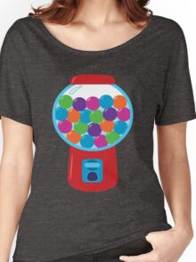 Retro Gumball Machine Women's Relaxed Fit T-Shirt