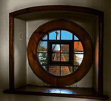Red House_Window by jasminewang