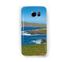 Ring of Kerry landscape Ireland Samsung Galaxy Case/Skin