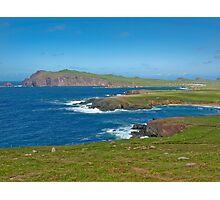 Ring of Kerry landscape Ireland Photographic Print