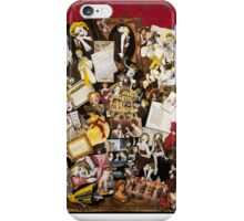 Marilyn Monroe, Elvis Presley iPhone Case/Skin