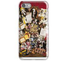 Marilyn Monroe, Elvis Presley iPhone Case/Skin