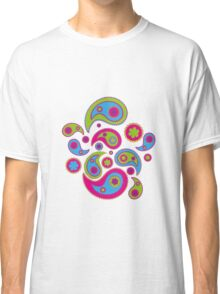 Paisley Cool Party Classic T-Shirt
