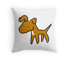 ellan gnisbreg Throw Pillow