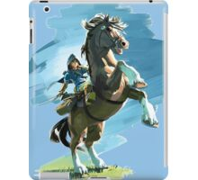 Link from Zelda Wii U iPad Case/Skin