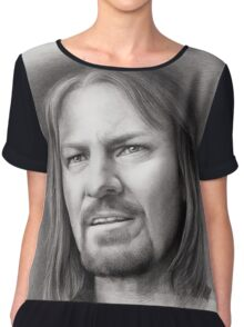 Boromir: The Lord of the Rings Chiffon Top