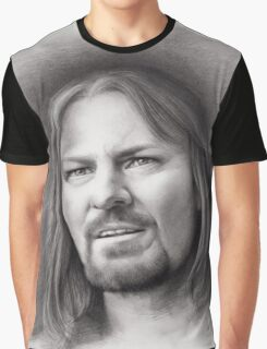 Boromir: The Lord of the Rings Graphic T-Shirt
