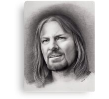 Boromir: The Lord of the Rings Canvas Print