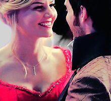 Captain Swan- Dance 2 by MissDhampir91