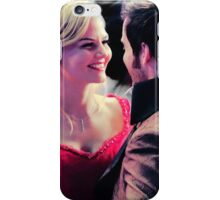 Captain Swan- Dance 2 iPhone Case/Skin