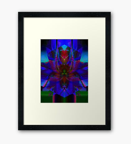 Insect Queen Framed Print