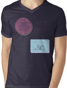 Julia Brown an abundance of strawberries  Mens V-Neck T-Shirt