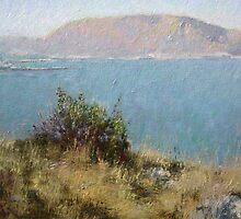 Sicilia at morning by Daniil Belov