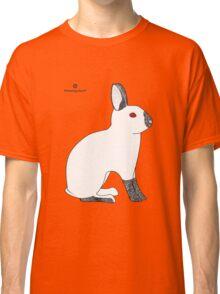 Himalayan Agouti (Chinchilla) Rabbit Classic T-Shirt