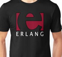 erlang programming language Unisex T-Shirt