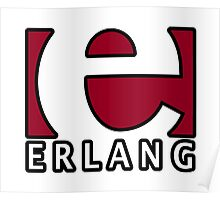 erlang programming language Poster