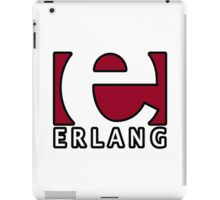 erlang programming language iPad Case/Skin