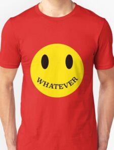 Whatever smile. T-Shirt