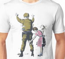 Banksy West Bank  Unisex T-Shirt
