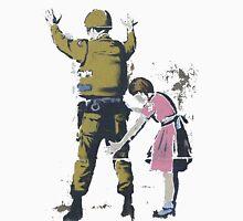 Banksy West Bank  Unisex T-Shirt