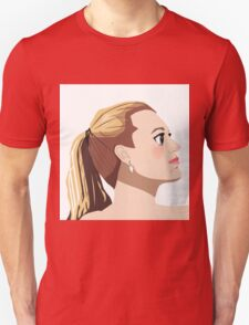Blake Lively Anime T-Shirt