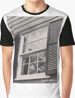 Beach Fossils  Graphic T-Shirt