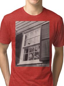 Beach Fossils  Tri-blend T-Shirt