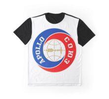 Apollo–Soyuz  Graphic T-Shirt