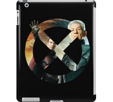 Magneto X-Men Logo iPad Case/Skin