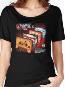 Sounds Of The 80s Vol.2 Women's Relaxed Fit T-Shirt
