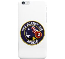 USS Hornet CVS-12, Recovery of Apollo 12 iPhone Case/Skin