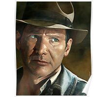 Harrison Ford - Indiana Jones Poster