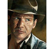 Harrison Ford - Indiana Jones Photographic Print