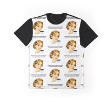 Behind Every Successful Woman Graphic T-Shirt
