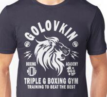 Gennady Golovkin Boxing Gym Unisex T-Shirt