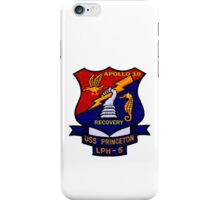 USS Princeton (LPH-5) Recovery of Apollo 10 iPhone Case/Skin