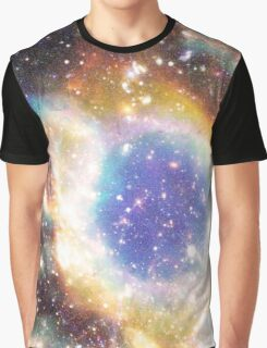 Sweet Space Mash Graphic T-Shirt