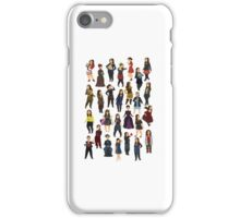 Every Clara Outfit Ever | S7 iPhone Case/Skin