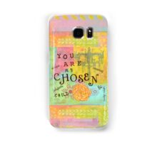 You are Chosen--Affirmations From Abba Samsung Galaxy Case/Skin