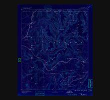 USGS TOPO Map Alabama AL Scottsboro 305864 1888 125000 Inverted Unisex T-Shirt