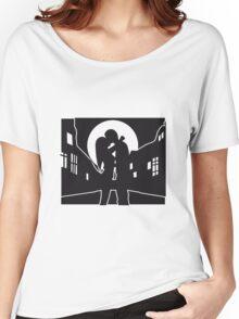 full moon liebespaar city Women's Relaxed Fit T-Shirt