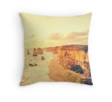 Twelve Apostles Throw Pillow