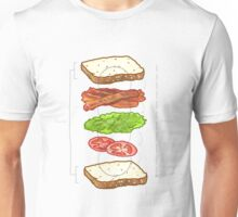 BLT PERFECTION BLUEPRINT tm Unisex T-Shirt