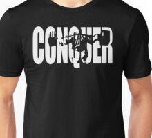 CONQUER (Squat Iconic) Unisex T-Shirt
